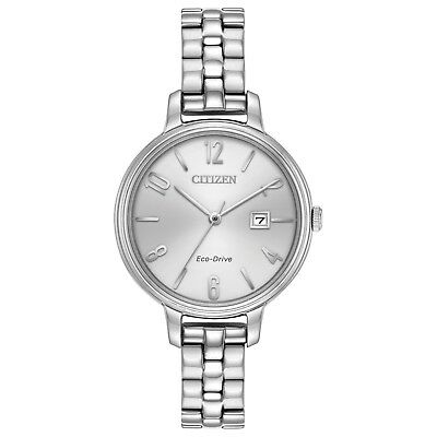 -NEW- Citizen Ladies Chandler Eco-Drive Watch EW2440-53A