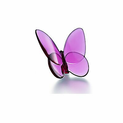 Baccarat Papillon Lucky Butterfly Assorted Colors