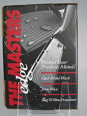 NEW The Masters Edge Golf Club & Equipment Protection Package (B787) pt