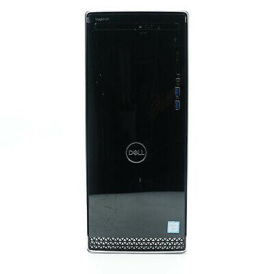 Dell Inspiron 3670 Desktop, i3-8100, 8GB, 256GB SSD