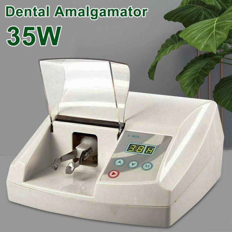 Amalgam Electric Dental Amalgamator Capsule Mixer Equipment High Speed 110V 35W