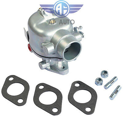 Heavy Duty 8n9510c-hd Marvel Schebler Carburetor For Ford Tractor 9n 8n 2n New