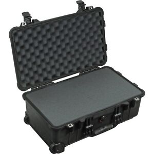 Pelican 1510 carry on case equipment