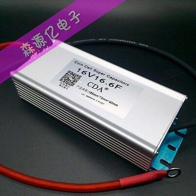 CDA 16V 16.6F Ultracapacitor Engine Battery Starter Booster Car Capacitor #G5 xh comprar usado  Enviando para Brazil
