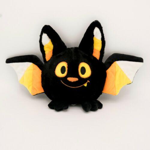 American Greetings Halloween Bat Plush Rare Candy Corn Color Design Orange Black