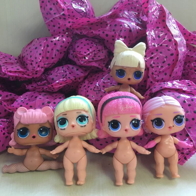 Lol Surprise Doll Series 1//2//3//4 Under wraps Big sister Kids Gift 1PCS random