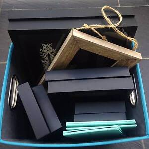 Box of assorted frames Strathfield Strathfield Area Preview