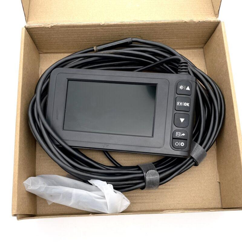 Skybasic Industrial Endoscope 1080P HD Digital 33FT  4.3 Inch Screen