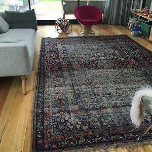 Vintage rug - large Thornbury Darebin Area Preview