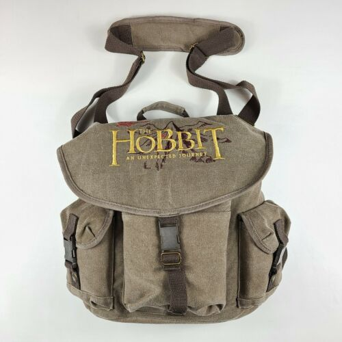 The Hobbit: An Unexpected Journey Official Messenger Bag Backpack Middle-Earth