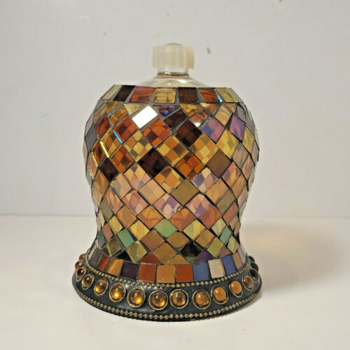 Partylite Global Fusion Mosaic Glass Peglite Candle Holder Replacement Piece