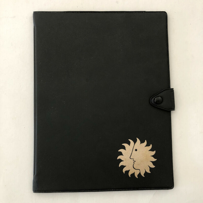 National Airlines Vintage Collectible Writing Folder