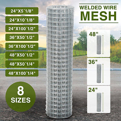 Galvanized Welded Mesh Fence (24