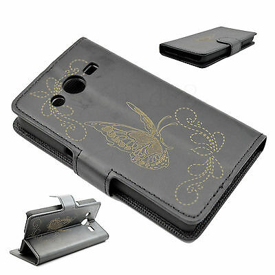Leather Cover Fold Stand Phone Wallet Case For Samsung Galaxy Core II 2 SM-G355H