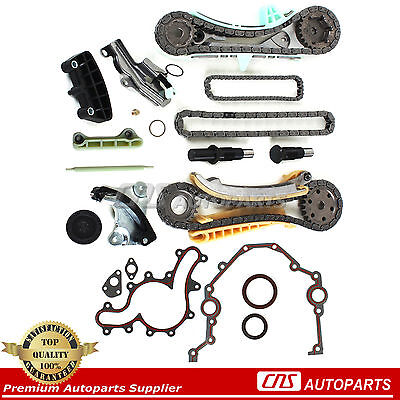 NEW 97-11 Ford Mercury Mazda 4.0L SOHC Timing Set Kit, Run things Gasket, Oil Seals