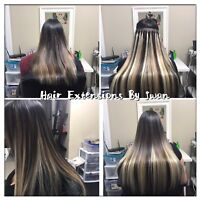 Get today long beautiful hair extensions contacts@ 7802983525