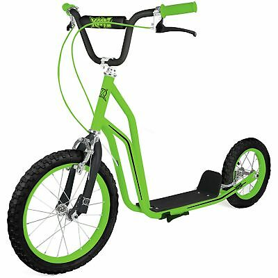 Xootz BMX Scooter - Green