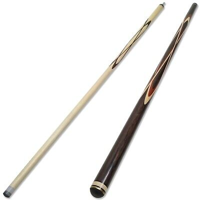 POWERGLIDE EXECUTIVE 2PC TOURNAMENT SNOOKER CUE IN VARIOUS WEIGHTS