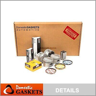 Full Gasket Set Pistons Bearings Fit 02-06 Jeep Wrangler 2.4