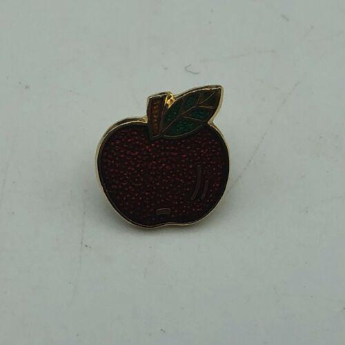 Small Apple Teacher Lapel Pin   R3