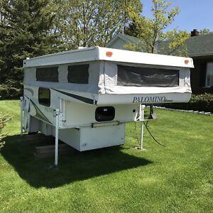 2013 Palamino Bronco truck camper