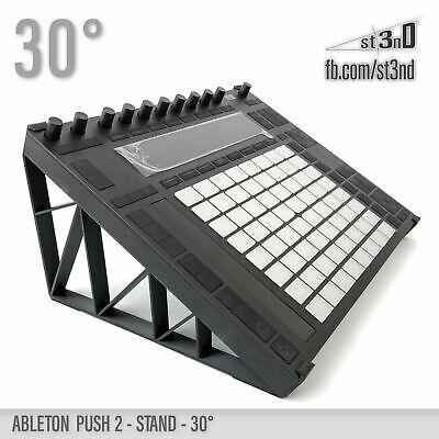 ABLETON PUSH 2 STAND - 30 grados - Impreso en 3D -...