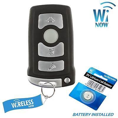 For Car Key Fob Keyless Entry Remote 2008 2009 2010 2011 BMW 760Li