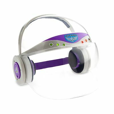 Disney Buzz Lightyear Light-Up Helmet for Kids (Toy Story Halloween 2017)