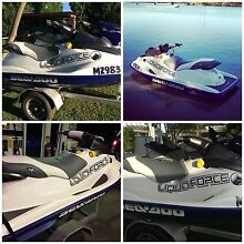 URGENT SALE - Seadoo Jetski / swap for Kawasaki Ninja 300 Cessnock Cessnock Area Preview