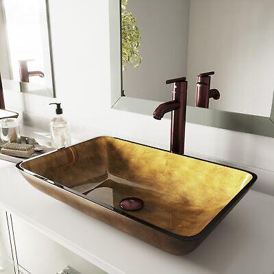 Vigo VG07506 Bath Sink - Above Counter