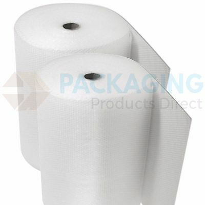 1000mm x 2 x 100m ROLLS BUBBLE WRAP 200 METRES 24HR DEL