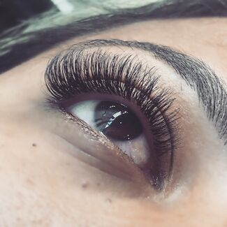 VOLUME EYELASH EXTENSIONS from $120