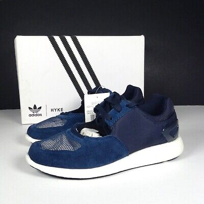 Adidas Originals Tokyo HYKE Trainers Navy Suede Active Breathable Gym S 5.5 NEW
