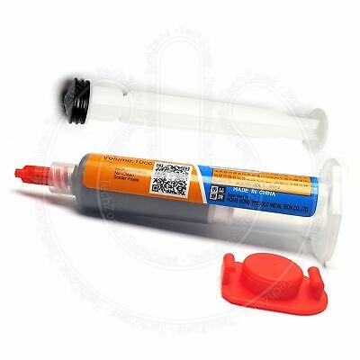 Mechanic Xg-z40 Liquid Solder Soldering Paste 10cc Smd Bga Smt Stencil Plunger