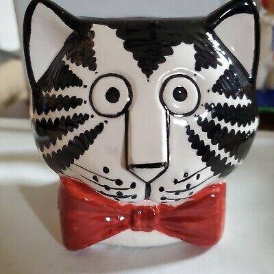Sigma Tastesetter Cat Mug by B. Kliban 1980's Vintage Cat Collector