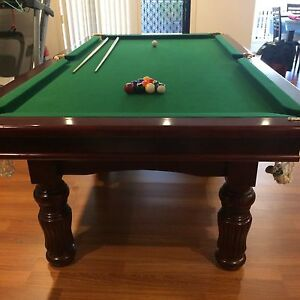 Pre Loved Billiard Table Derrimut Brimbank Area Preview