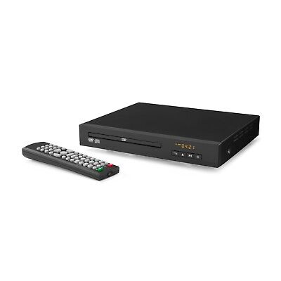 Onn DVD Player w/ Remote & AV Cables (ONB17DP001) Compact Design