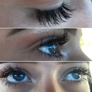 Graftalash classic silk eyelash extensions! $30 half price May only! Quinns Rocks Wanneroo Area Preview