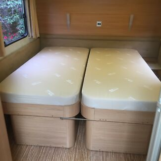 Caravan Mattress x 2 for Adria Caravan near new condition