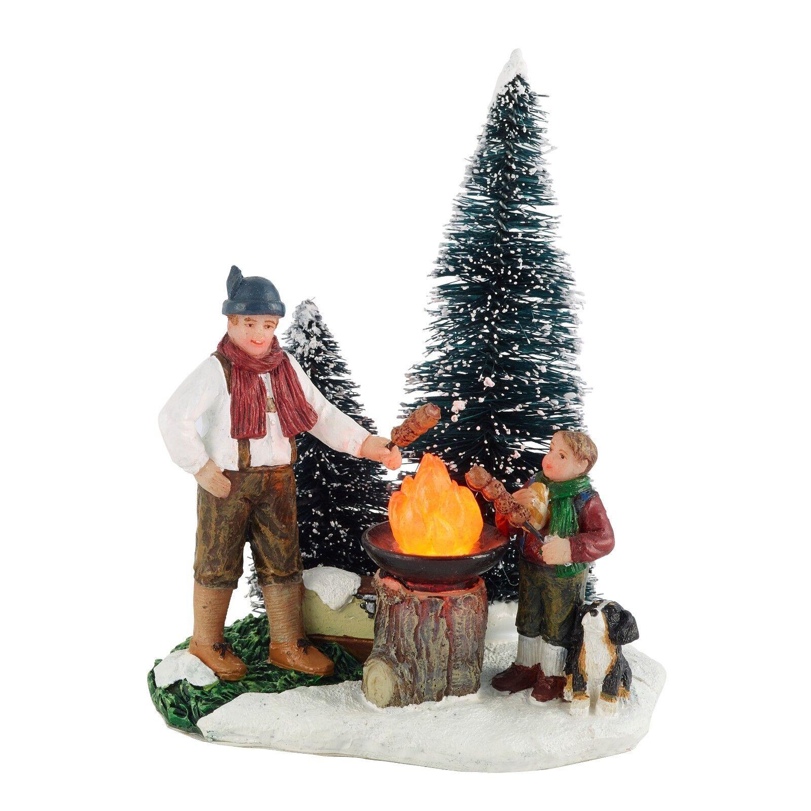 Luville Beleuchtungszubehör - 612016 - Forest Barbeque, Weihnachtsdorf,