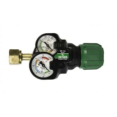 Victor Medium Duty Edge 2.0 Series Ess32 Oxygen Regulator 0781-3627