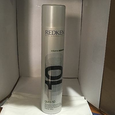 Redken Guts 10 Root Targeted Volume Spray Foam Mousse  10.58  oz