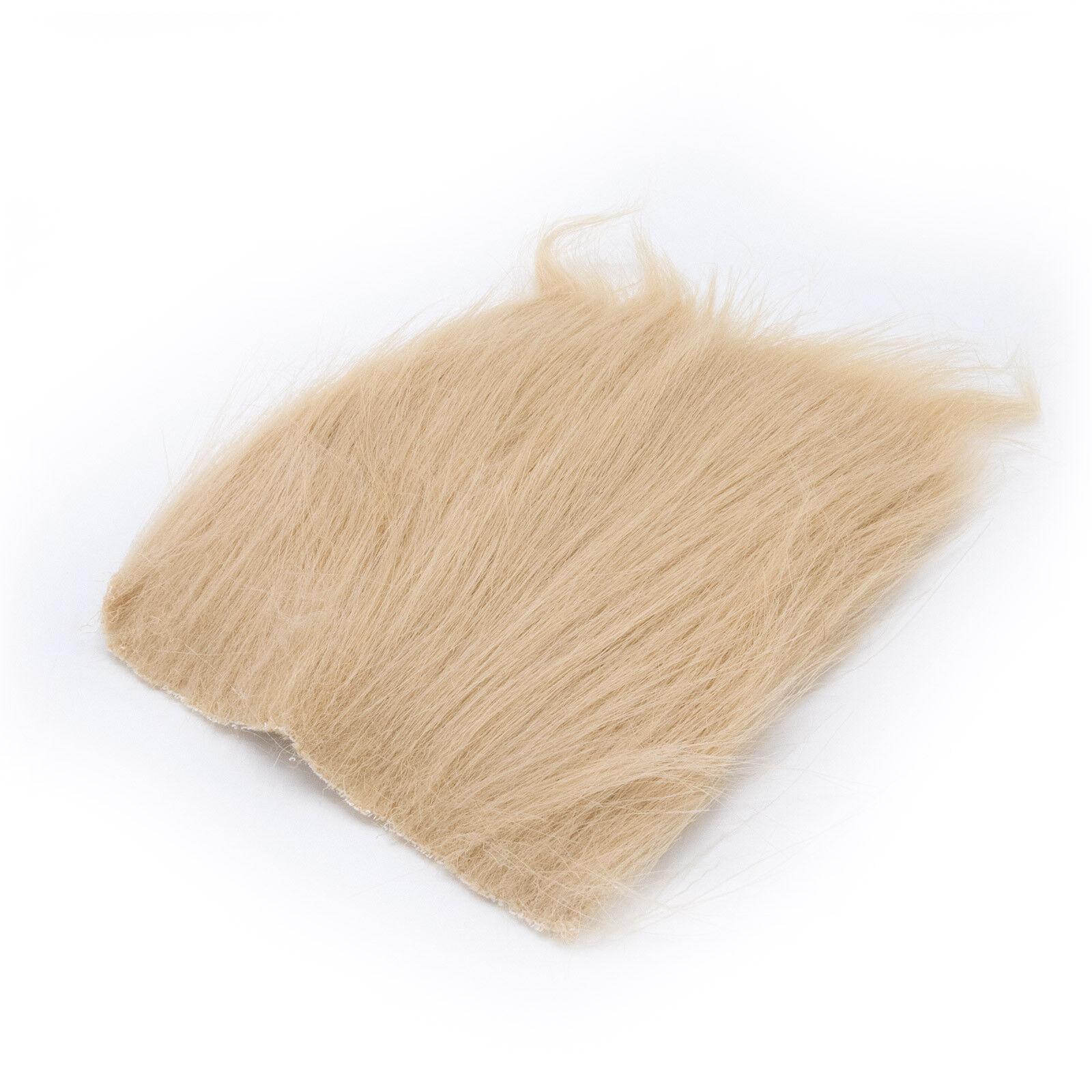 Bait Binding Material Haired Artificial Craft Fur Fluffy Tying Jig Supplies Hot