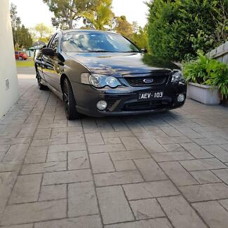 BF FORD XR6 UTE Bayswater Knox Area Preview