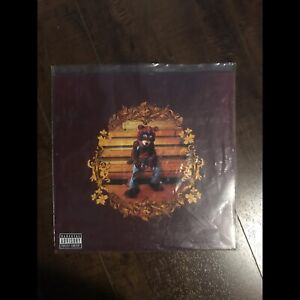 Kanye West The College Dropout Vinyl
