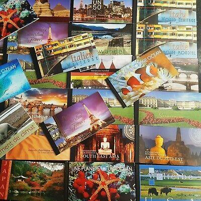 UN Prestige Stamp booklet COLLECTION LOT  TOTAL 30 BOOKLETS $500 +