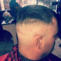 Apprentice barber looking for clients!