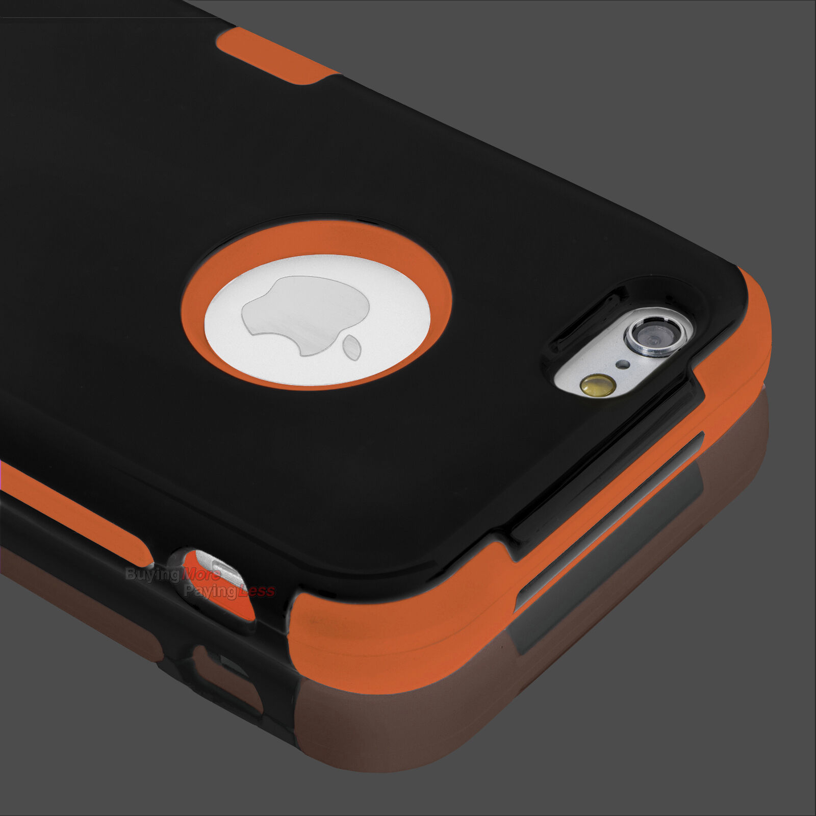 """Hybrid Shockproof Hard Rugged Cover Case For Apple iPhone 8 7s 7 6s 6 4.7"""" 5.5"""