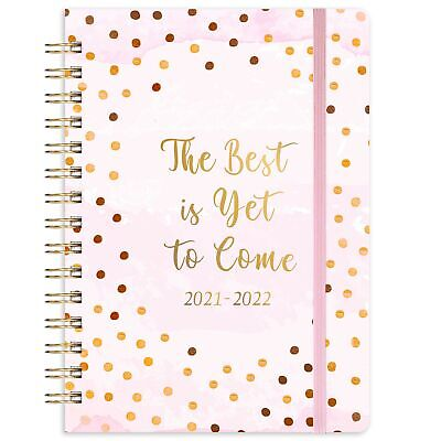 2021-2022 Planner - Weekly Monthly Academic Planner July 2021 - June 2022 W...
