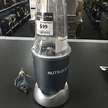 NutriBullet processor with accessories Melrose Park Mitcham Area Preview